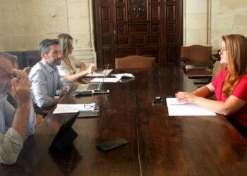 Participa Sevilla urge a Espadas para que en octubre se inicie la aprobación de la nueva ordenanza de autobuses turísticos