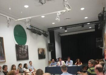 Participa logra que la JMD Casco Antiguo defienda el uso educativo del antiguo Liceo Francés