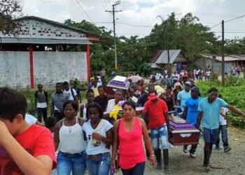 Colombia. 77 defensores de DDHH han sido asesinados en el primer semestre de 2018
