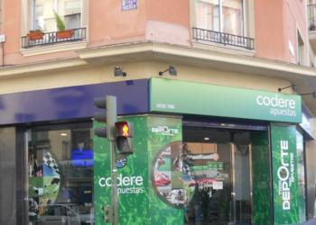 Ganar Alcorcón plantea la necesidad de establecer límites a los locales de apuestas