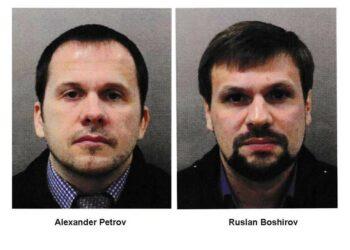 Londres pone nombre a los sospechosos del ataque a los Skripal