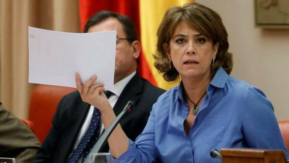 El Foro de Abogados de Izquierda denuncia la instrumentalización política de las instituciones judiciales