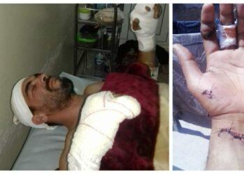 Violencia de colonos Marroquíes contra saharauis incentivada por el poder ocupante