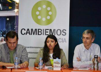 Cambiemos Murcia muestra su estupor ante la negativa del PSOE a celebrar actos solidarios en las fiestas de La Alberca