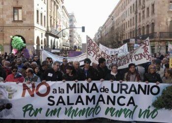 EQUO pide la paralización definitiva del proyecto de mina de uranio a cielo abierto