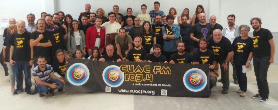 Cuac FM gana una batalla legal a la Xunta de Galicia