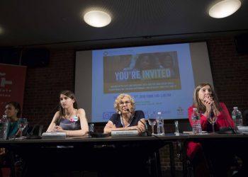 Podemos encuentra «bastante disposición» en Manuela Carmena para integrar en su candidatura a las elecciones municipales a IU y Ganemos Madrid
