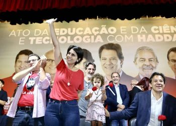 Haddad continúa subiendo en las encuestas y derrotaría a Bolsonaro en la segunda vuelta en Brasil