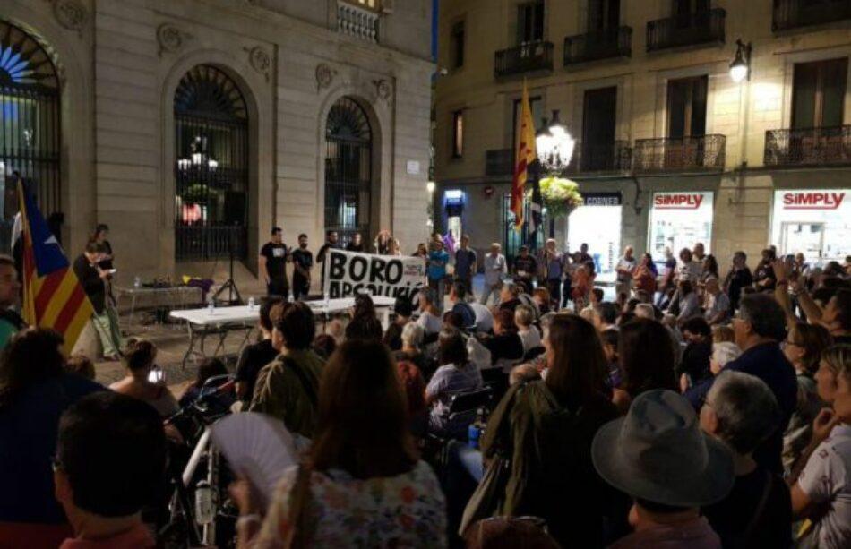 Catalunya: Independentistas vuelven a ocupar la Plaza Sant Jaume