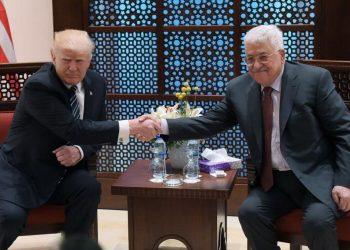 Chantaje de Donald Trump a los palestinos: o firman la paz o se hunden en la miseria
