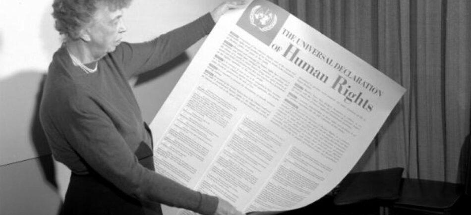 Derechos Humanos: 70 años sin garantizar un cumplimiento efectivo