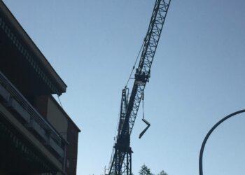 PCM denuncia la muerte de otro trabajador de la construcción en Madrid