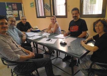 Podemos e IU crean los primeros grupos de trabajo y análisis municipalista en Alcalá de Henares