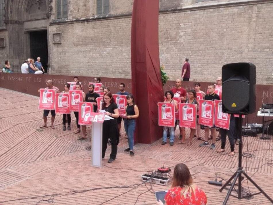 Endavant proposa organitzar el boicot a les eleccions espanyoles del 10N