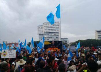 Organizaciones de derechos humanos condenan la decisión de Jimmy Morales contra CICIG