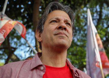 Haddad sustituye oficialmente a Lula como candidato a presidenciales de Brasil