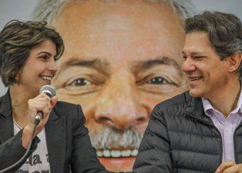 Crece masivamente la intención de voto a Fernando Haddad