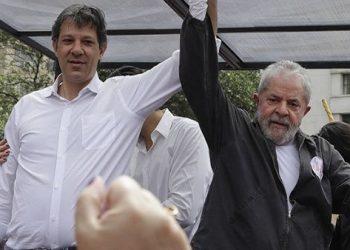 La Fiscalía de Sao Paulo carga ahora a Fernando Haddad, probable sustituto de Lula por corrupción