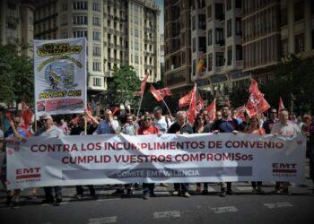 CGT en EMT València denuncia irregularidades en el informe de la Agencia Valenciana Antifraude