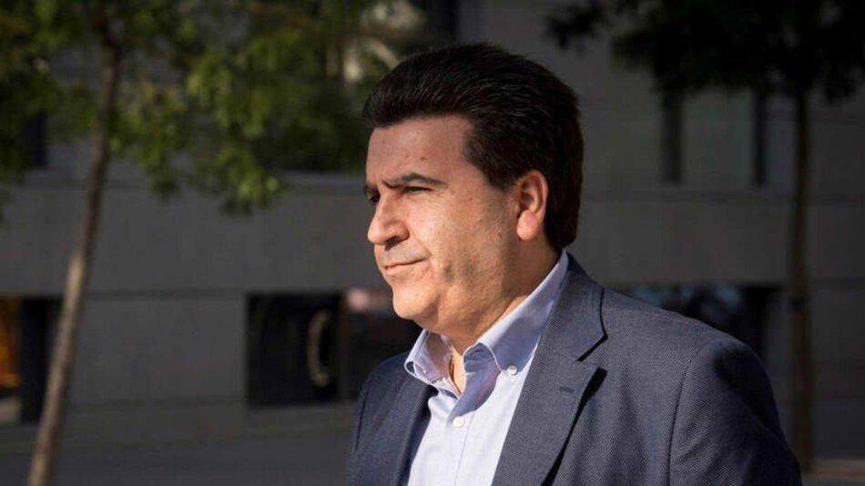 IU reclama al juez de los 'Papeles de Bárcenas' que cite como imputado al empresario Marjaliza por los 60.000 euros que reconoció haber pagado al PP en su sede de Génova, 13