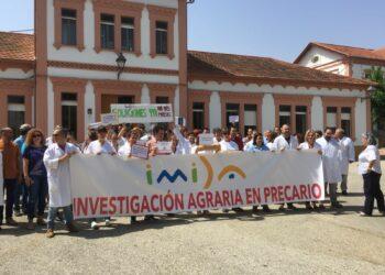 Cambiemos Murcia pide al Ayuntamiento que defienda ante la CARM la estabilización del personal del IMIDA