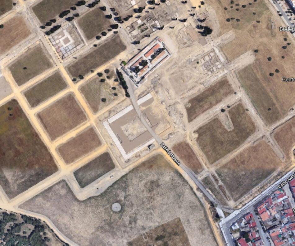 Podemos pide al Gobierno que priorice la recuperación del Templo Mayor de Itálica
