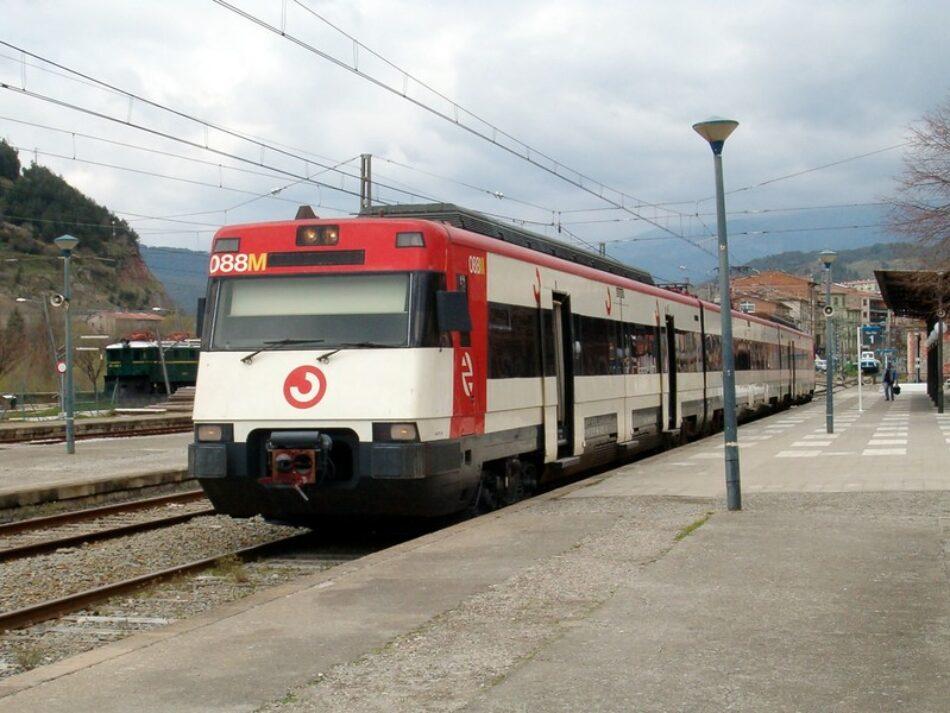 EQUO Córdoba muestra su apoyo a la moción para compatibilizar la vía verde y recuperar el tren hacia el norte de la provincia