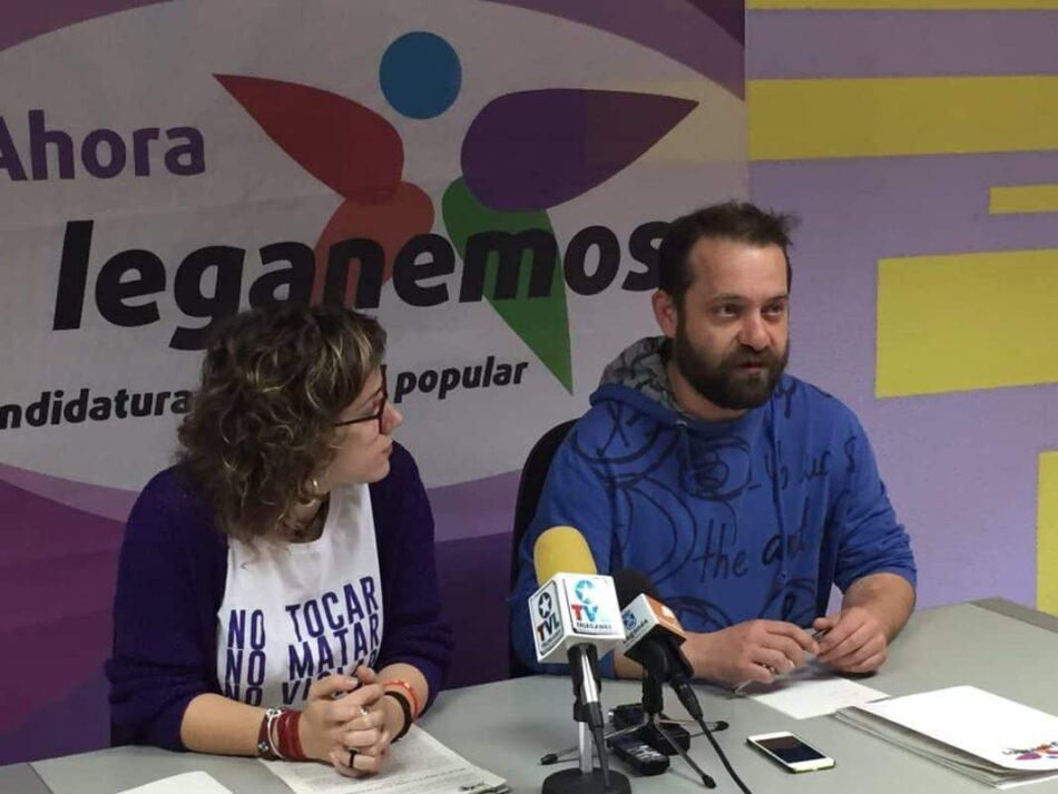 Leganemos propone una apuesta por el transporte público y el uso de bicicleta en Leganés