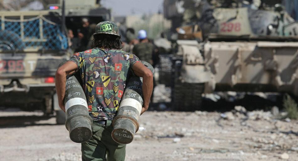 Retrospectiva libia, o cómo convertir en contrarrevolución una revuelta