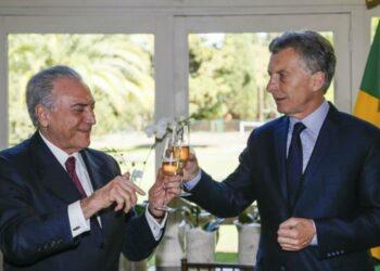 Neoliberalismo de Macri y de Temer fracasa aún más