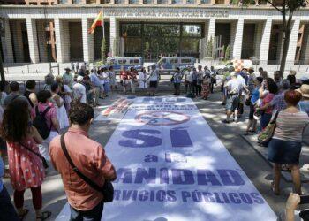 La Mesa en Defensa de la Sanidad Pública de Madrid convoca la 72ª Marea Blanca