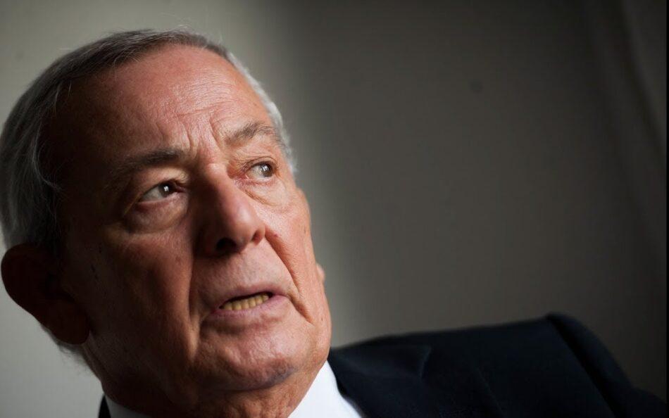 Las ocultas razones del ex ministro Carlos Solchaga para emprenderla contra los pensionistas