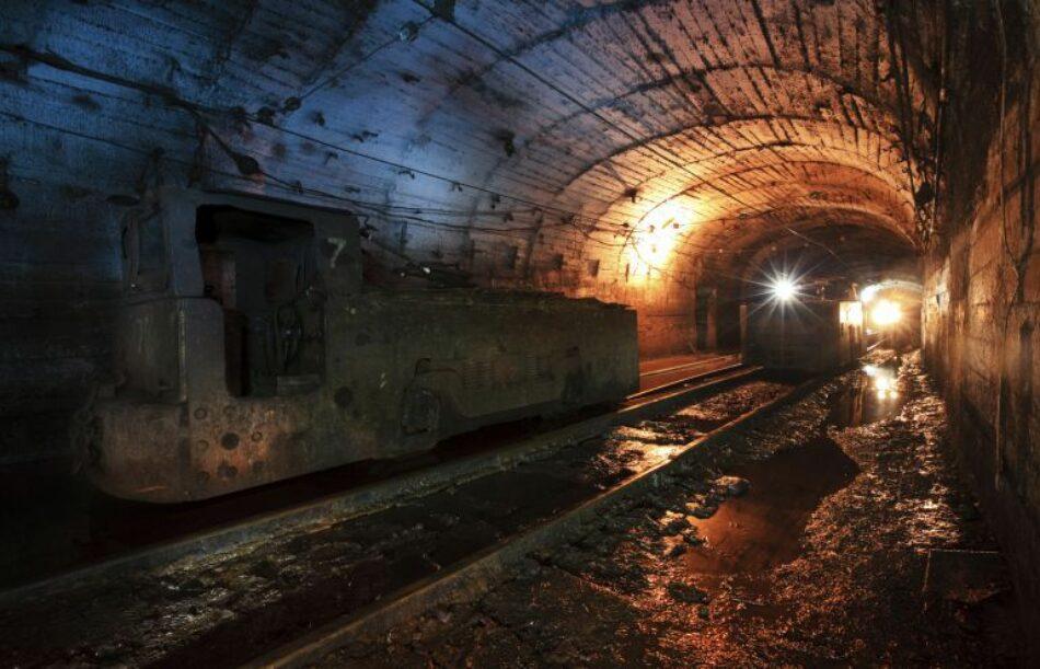 IU plantea un plan de empleo garantizado y la nacionalización del sector para apoyar el plan de reconversión minera