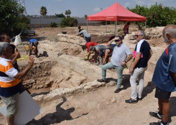 Cambiemos Murcia reclama que se garantice la continuidad del proyecto del Castillejo de Monteagudo