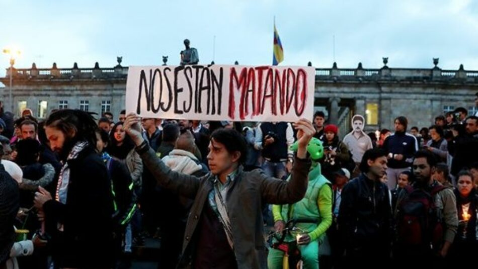 Asesinan otro líder social en Colombia: Suman 157 en el año