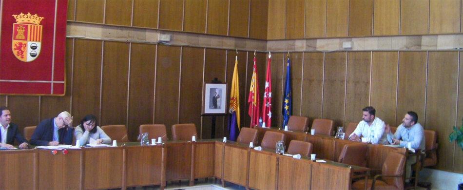 """CCOO y fuerzas de la oposición denuncian la inoperancia del """"pacto por el empleo"""" en Torrejón de Ardoz"""