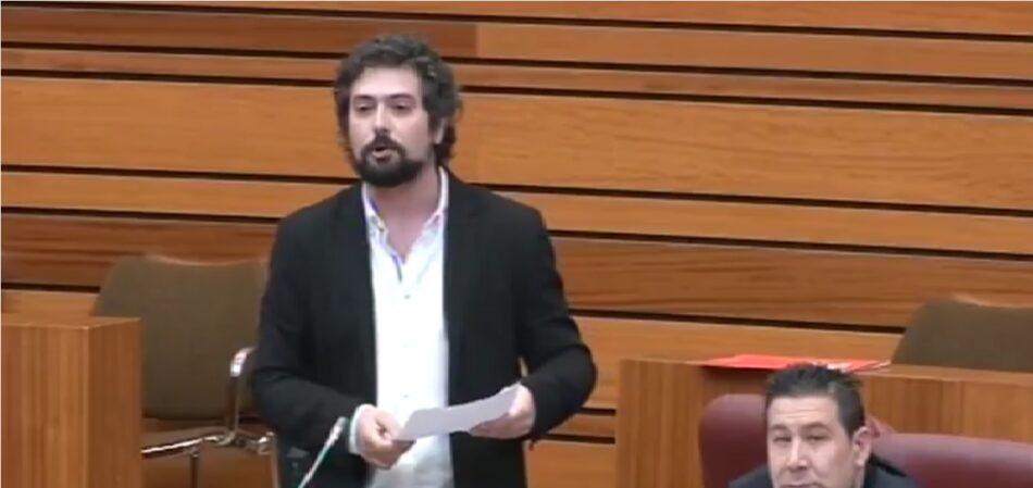 """Sarrión sobre la Operación Enredadera: """"Hablamos sobre los que es política y éticamente un insulto a la democracia"""""""
