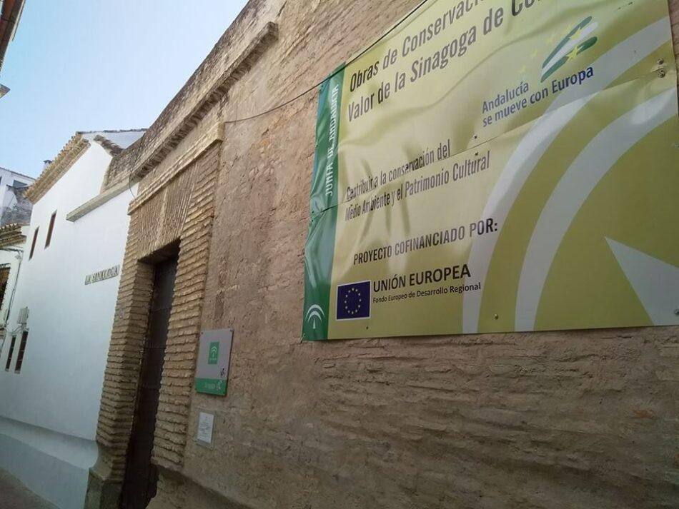 """EQUO reclama """"agilidad"""" a la Junta de Andalucía en la apertura de la Sinagoga"""