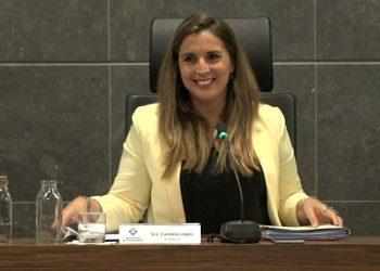Ada Colau, Ramón Arnabat i Candela López, nous coordinadors generals de Catalunya en Comú
