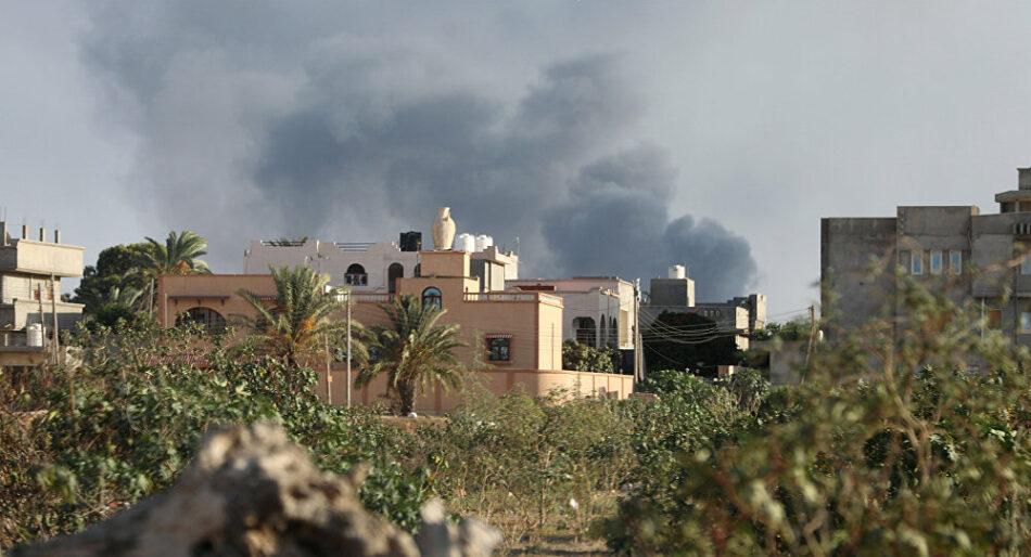 Libia que no cesa