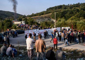 Tensión en Kósovo por la visita del presidente de Serbia
