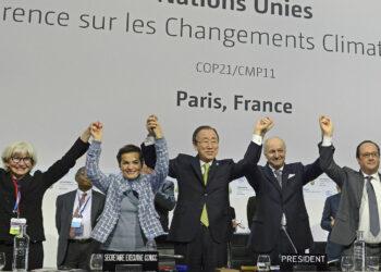 Cuenta atrás para poner en marcha el Acuerdo de París sobre cambio climático