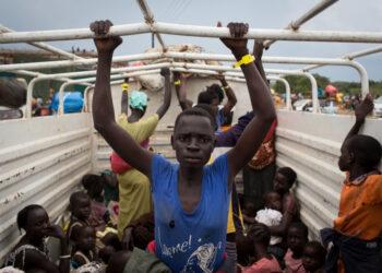 ACNUR llama a las partes en conflicto en Sudán del Sur a establecer una paz duradera