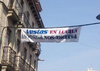 Izquierda Unida León apuesta por la nacionalización de Vestas para garantizar el empleo