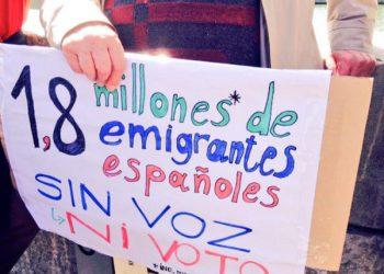 IU Exterior exige al gobierno de España medidas para facilitar el voto exterior