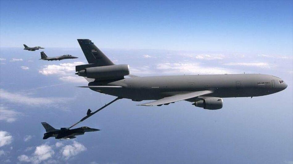 Denuncian el uso por EEUU de la base de Zaragoza para atacar Siria