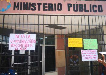 Honduras. A juzgados especializados en crimen organizado llevarán a ambientalistas