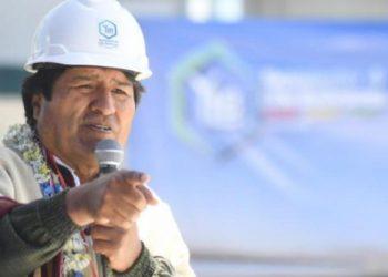 Bolivia. Morales aseguró que su país establecerá el precio mundial de las baterías de litio en los próximos años