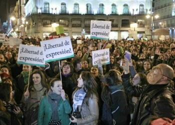 """Garzón defiende mañana la proposición de ley que impulsa IU para """"proteger la libertad de expresión"""" y """"homologar"""" el Código Penal a """"la normativa y la jurisprudencia internacionales"""""""