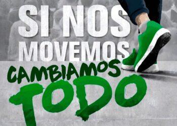 """El PCE de El Bierzo anima a participar en la movilización del próximo 24 de octubre en Ponferrada: """"Si nos movemos cambiamos todo"""""""
